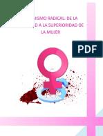 Proyecto. Feminismo