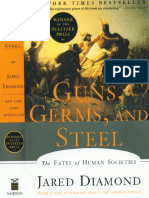 Jared Diamond - Guns Germs and Steel