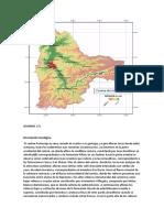 Descripción Geológica cuenca del rio portoviejo