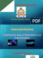 Electricidad Aportes de Cientificos