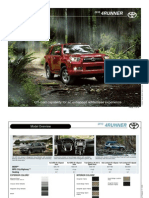 2010 Toyota 4Runner Griffith Toyota OR