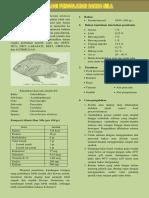 Leaflet Baso Ikan