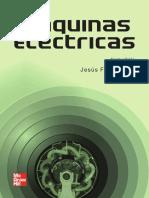 Maquinas Electricas (6a. Ed.) - Fraile Mora, Jesus