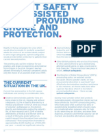 Assisted Dying and Patient Safety Briefing