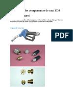 Glosario de Los Componentes de Una EDS