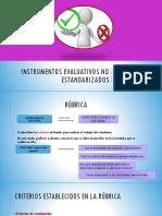 Instrumentos evaluativos no estandarizados.pptx