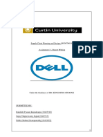 Dell supply chain planning and design..