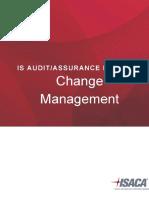 Change Management Audit Program_Final