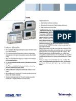 TLA5000B Series Datasheet