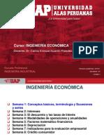 Ingenieria Economica, Semana 1, Industrial
