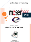 PPT on Mosebaer