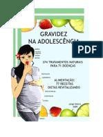 A gravidez na adolescência