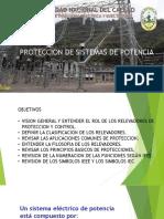Clase Proteccion de Sistemas de Potencia 28.04.18