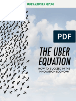 Altucher Report Uber Equation