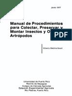Manual Colectar y Montar Insectos.pdf