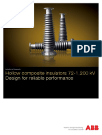 ABB Hollow Composite Insulators - Brochure En