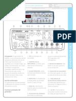 Guía de Generador de Señales 1