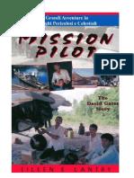 David Gates - Pilota Misionario
