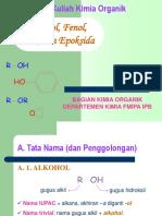 7,8 - Alkohol, Fenol, Eter, Epoksida