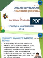 4. Complaint Handling Hospital@Dons