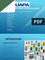 Innovación Educativa y TIC