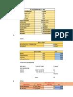 Excel Extraccion