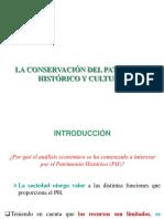Conservacion Del Patrimonio Historico 1