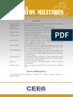 Revista Ensayos Militares