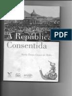 MELLO, Maria Tereza Chaves de. a República Consentida
