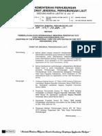 Hk.103.1.16.Djpl-12 Keputusan Dirjen Hubla Tentang International Code for Application of Fire Test Procedures