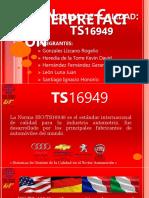 Norma de Calidad - TS16949 Equipo 3