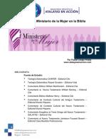 El Ministerio de la Mujer en la Biblia pdf.pdf