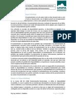 Resumen Unidad II Parámetros Fundamentales