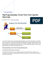 Pig Programming | Create Your First Apache Pig Script | Edureka.pdf