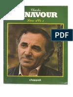 Charles Aznavour - Livre d'or 1