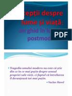 LP 1 - CDLV in Lumea PoMo - Intro