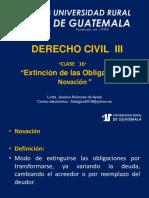 Derecho Civil III Clase 16