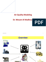 1 Air Quality Modeling2