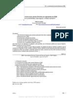 La Insolvencia de Lehman Brothers en Septiembre de 2008, Sobre Su Previsilidad y Sobre Algunos Profetas a Posteriori - FERNANDEZ 2014 SSRN-id2022212