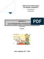 4. Les paramètres physiologiques 2017 - 2018.pdf