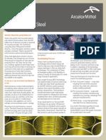 Sustainability of Steel