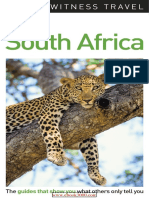 DK Eyewitness Travel Guide South Africa 2017
