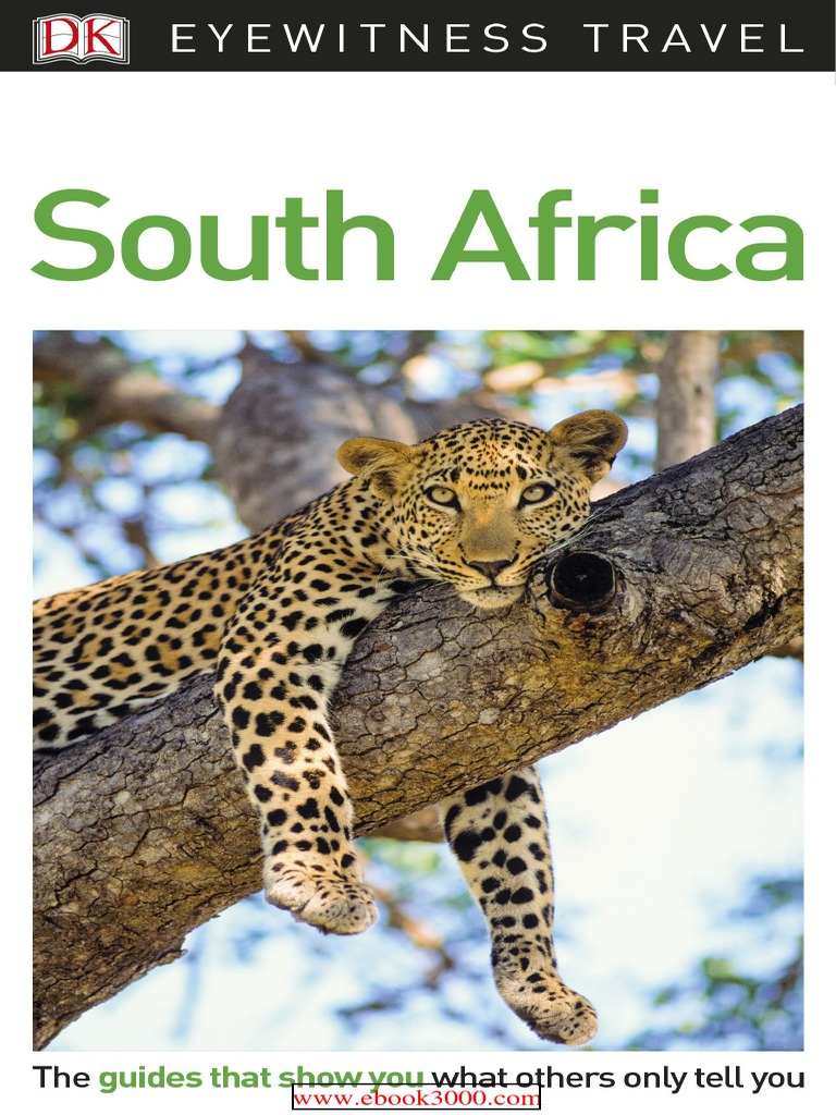 DK Eyewitness Travel Guide South Africa 2017 | Cape Town | Books