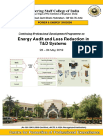 Energy Audit-22-24 May 18