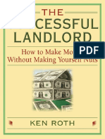 The Successful Landlord How to Make Money Without Making Yourself Nuts