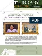AIT library Newsletter