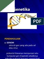 4. Genetika