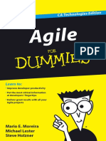 Agile for Dummies - eBook