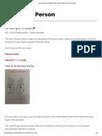 Shunya Mudra, Benefits,How to Do,Duration and Precautions