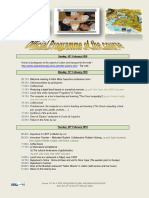 Official Programme of the ICT.feb.2018